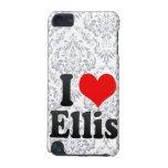 I love Ellis iPod Touch (5th Generation) Case