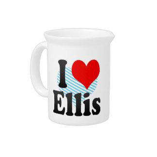 I love Ellis Drink Pitchers