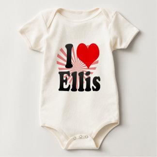 I love Ellis Bodysuits