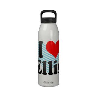 I love Ellis Water Bottle