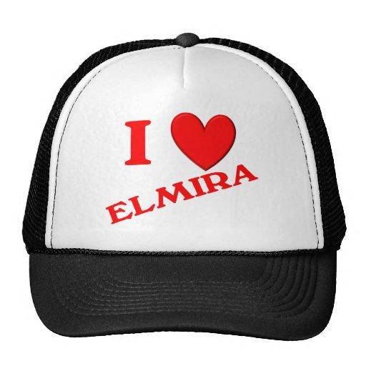 I Love Elmira Cap