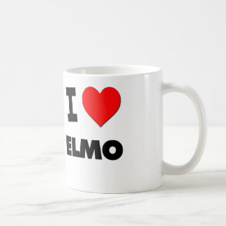 I love Elmo Coffee Mug