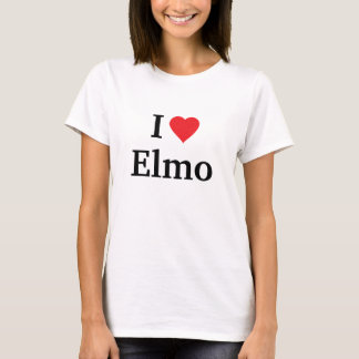 I love Elmo T-Shirt