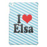 I love Elsa Case For The iPad Mini