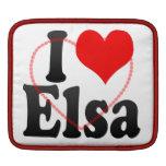 I love Elsa Sleeve For iPads