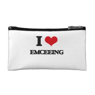 I love EMCEEING Cosmetics Bags