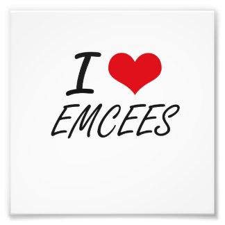 I love EMCEES Photo Art