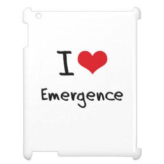 I love Emergence iPad Cover
