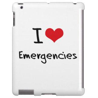 I love Emergencies