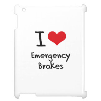 I love Emergency Brakes Cover For The iPad 2 3 4