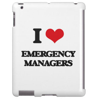 I love Emergency Managers