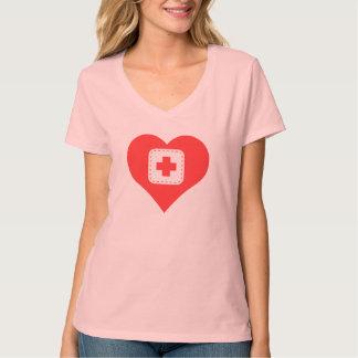 I Love Emergency Symbols Tshirts