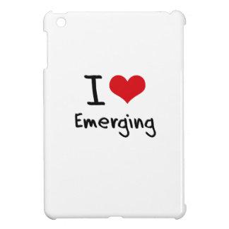 I love Emerging iPad Mini Case