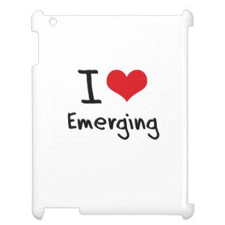 I love Emerging iPad Case