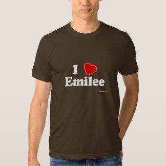 I Love Emilee Shirts