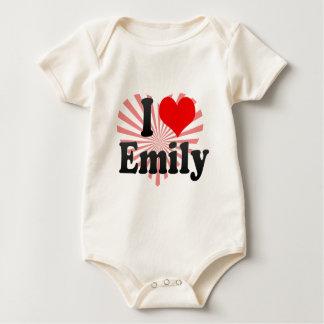 I love Emily Baby Bodysuit