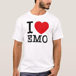 I Love Emo T-Shirt