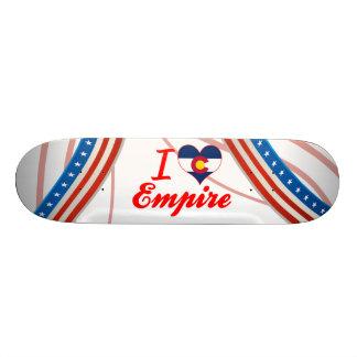 I Love Empire Colorado Skate Boards