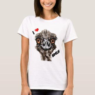 I LOVE EMUS T-Shirt
