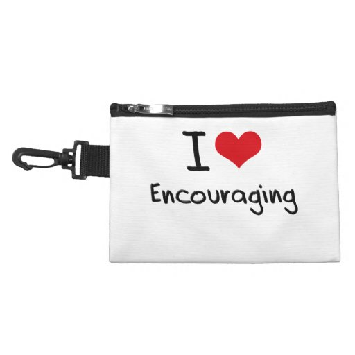 I love Encouraging Accessories Bag