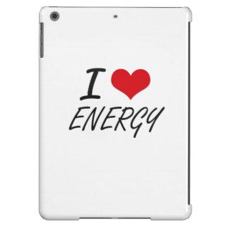 I love ENERGY iPad Air Covers