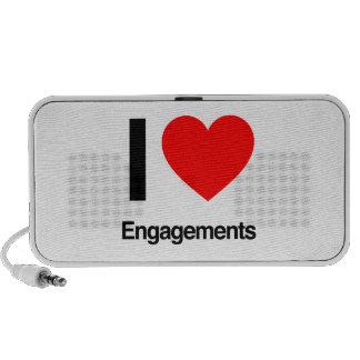 i love engagements ai mini speakers