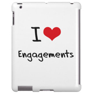 I love Engagements