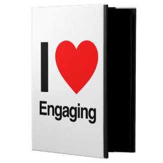 i love engaging cover for iPad air
