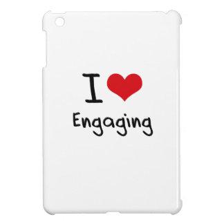 I love Engaging iPad Mini Cover