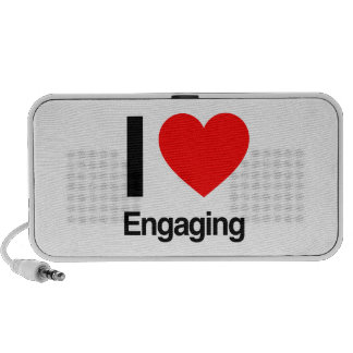 i love engaging mini speaker