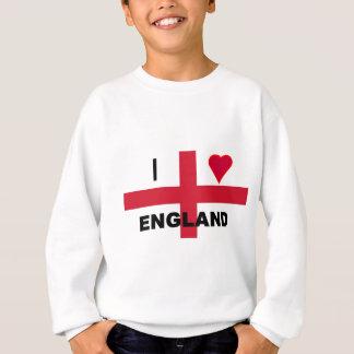 I Love England Shirt