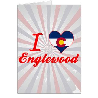 I Love Englewood, Colorado Cards