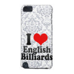 I love English Billiards iPod Touch 5G Cover