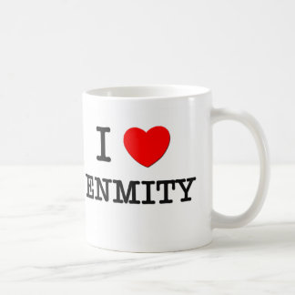 I love Enormities Basic White Mug