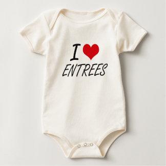 I love ENTREES Baby Creeper
