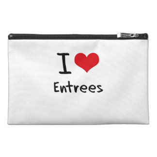 I love Entrees Travel Accessories Bag