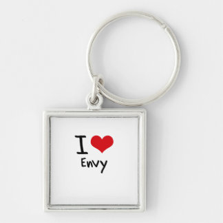 I love Envy Key Chain