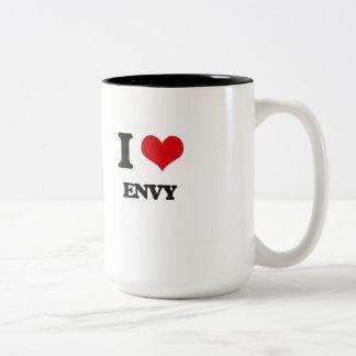 I love ENVY Two-Tone Coffee Mug