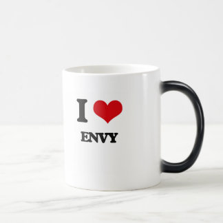 I love ENVY 11 Oz Magic Heat Color-Changing Coffee Mug