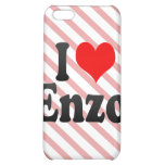 I love Enzo Case For iPhone 5C