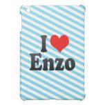 I love Enzo iPad Mini Cover
