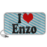 I love Enzo iPod Speaker