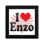 I love Enzo Jewelry Box