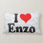 I love Enzo Pillows