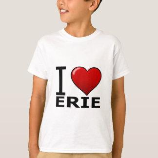 I LOVE ERIE,PA - PENNSYLVANIA T-Shirt