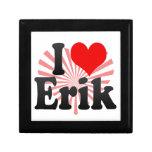 I love Erik Gift Boxes
