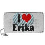 I love Erika Travel Speaker