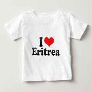 I Love Eritrea Tee Shirt