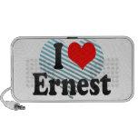 I love Ernest iPod Speaker