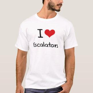 I love Escalators T-Shirt